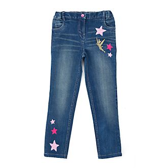 Disney Store Tinker Bell Jeans For Kids