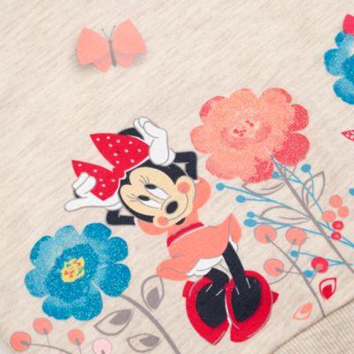 Sweatshirt à capuche Minnie Mouse pour enfants