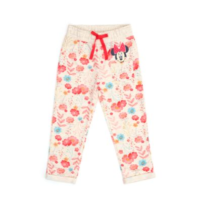 Minnie Mouse Jogging Bottoms For Kids
