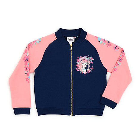 Disney Animators' Collection The Little Mermaid Bomber Jacket For Kids