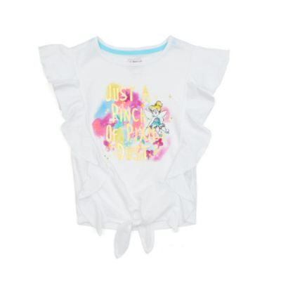 T-shirt Fée Clochette pour enfants, collection Disney Animators