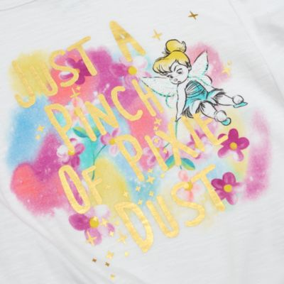 Disney Animators' Collection Tinker Bell T-Shirt For Kids