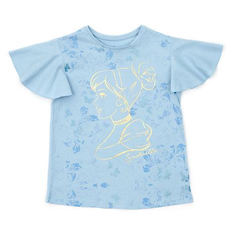 Camiseta infantil La Cenicienta