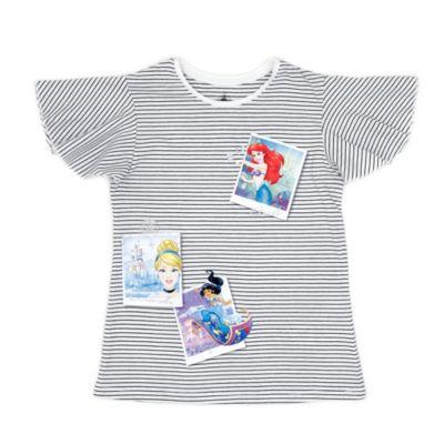 Disney Prinzessin - Foto T-Shirt für Kinder