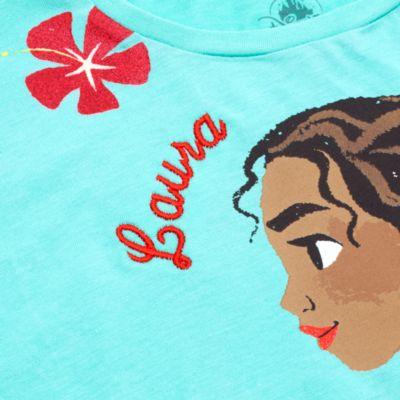 T-shirt Vaiana pour enfants