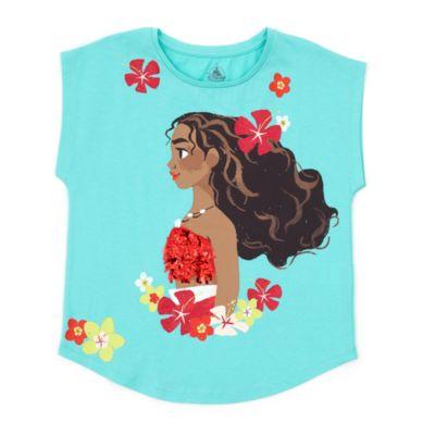 Camiseta infantil de Vaiana