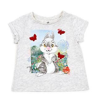 Camiseta infantil Tambor