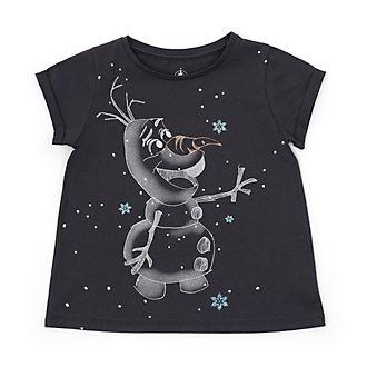 Camiseta infantil Olaf