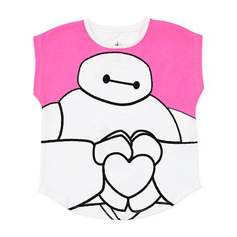 T-shirt Baymax pour enfants, Les Nouveaux Héros