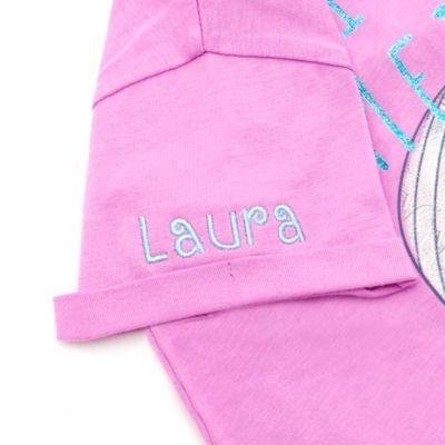 Camiseta infantil La Sirenita