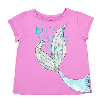 The Little Mermaid T-Shirt For Kids