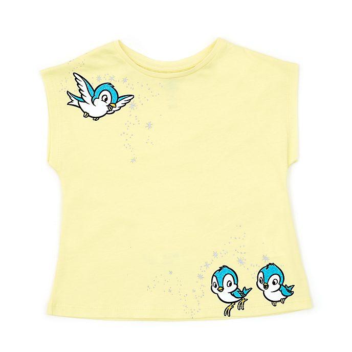 Camiseta infantil Blancanieves