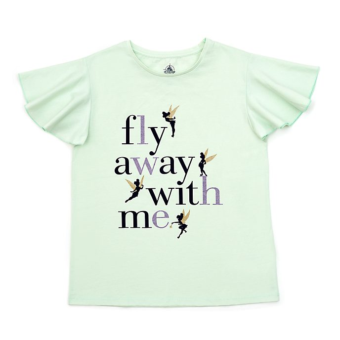 Tinker Bell 'Fly Away With Me' T-Shirt For Kids
