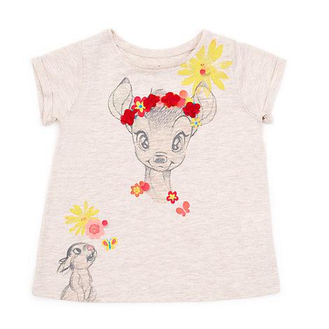 Camiseta infantil de Bambi