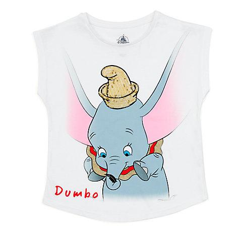 Camiseta infantil de Dumbo
