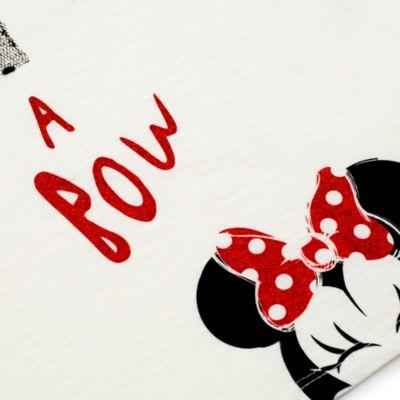 Camiseta infantil ''Take a Bow'' Minnie