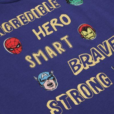 Maglietta bimbi Marvel