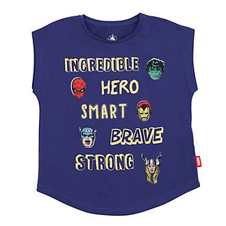 Marvel T-Shirt For Kids