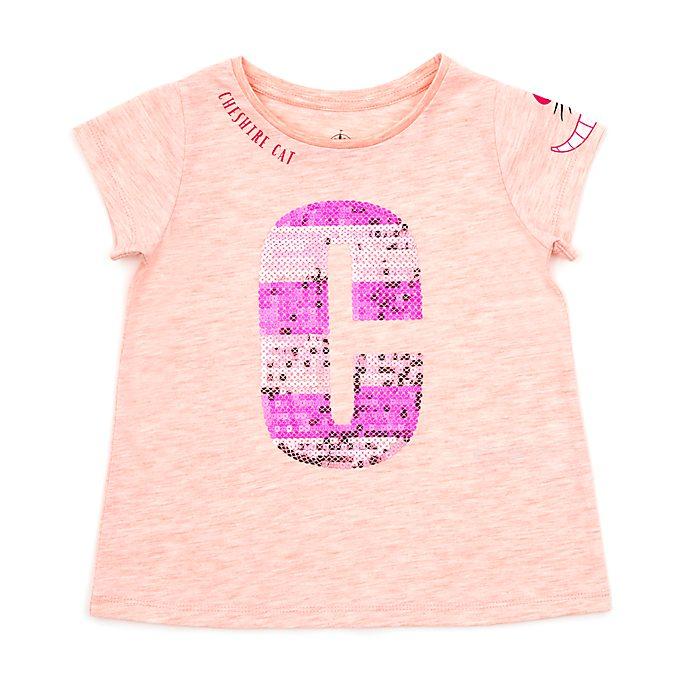 T-shirt Chat du Cheshire pour enfants, Alice au Pays des Merveilles