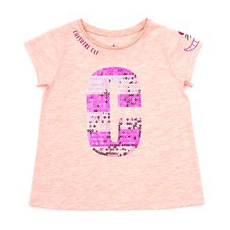 Camiseta infantil del gato Cheshire