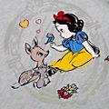 Disney Store - Disney Animators Collection - Schneewittchen T-Shirt für Kinder