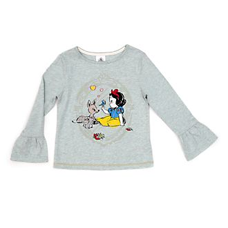 Disney Store T-shirt Blanche Neige pour enfants, collection Disney Animators