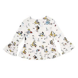 Camiseta infantil colección Disney Animators, Disney Store