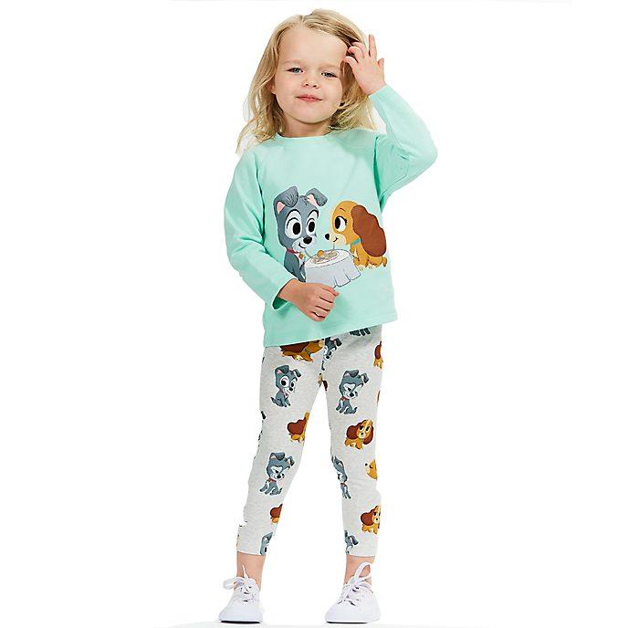 Pigiama bimbi Lilli e il Vagabondo Disney Store