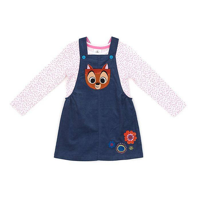Disney Store - Furrytale Friends - Bambi - Trägerkleidchen für Kinder