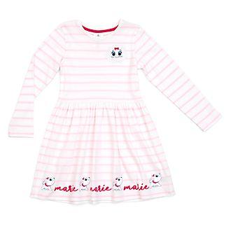 Vestido infantil Marie de Furrytale Friends, Disney Store