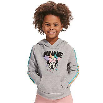 Sudadera con capucha Minnie para niña, Disney Store