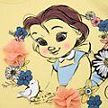 Sudadera Bella para niña, colección Disney Animators, Disney Store