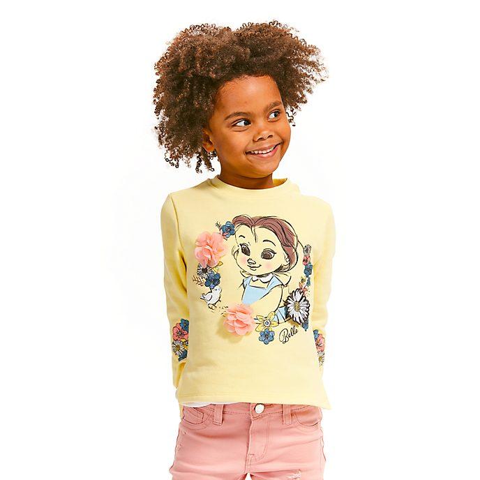 Disney Store Sweatshirt Belle Disney Animators pour enfants