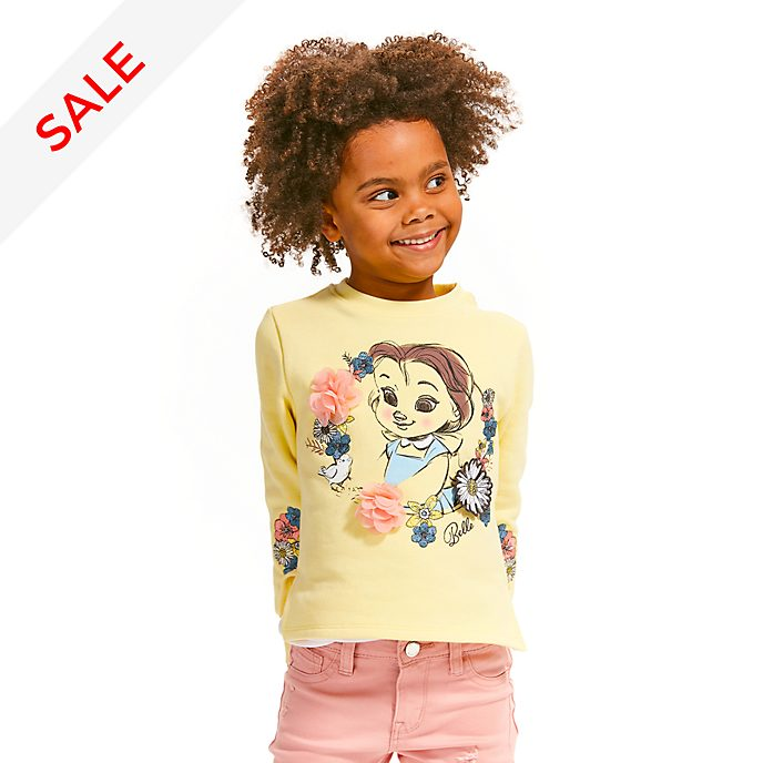 Disney Store - Disney Animators Collection - Belle - Sweatshirt für Kinder