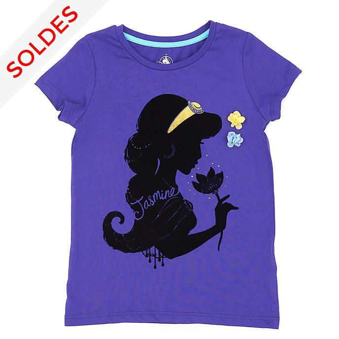 Disney Store T-shirt Princesse Jasmine pour enfants