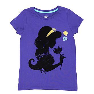Disney Store Princess Jasmine T-Shirt For Kids