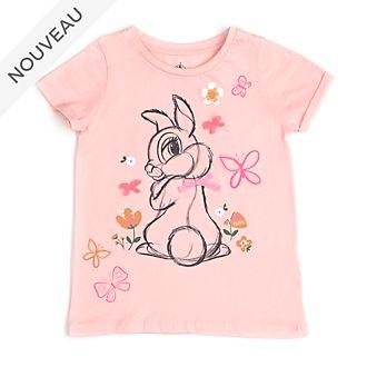 Disney Store T-shirt Miss Bunny pour enfants