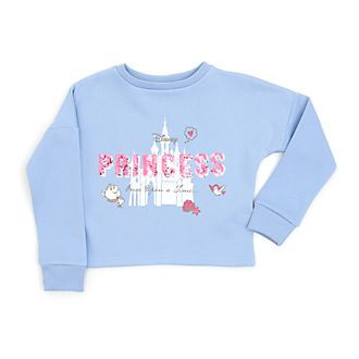 Disney Store Disney Princess Sweatshirt For Kids