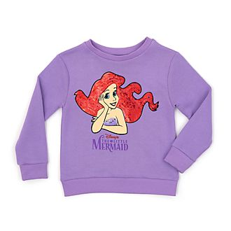 Disney Store The Little Mermaid Sweatshirt For Kids