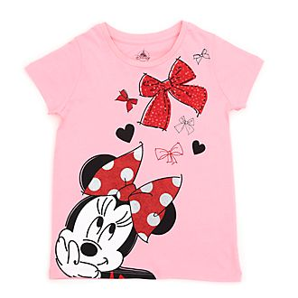 Disney Store T-shirt Minnie Mouse pour enfants