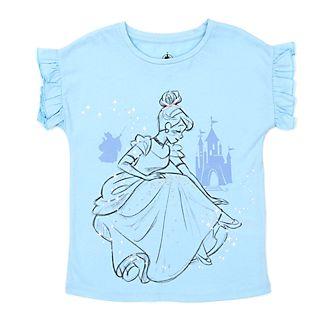 Disney Store T-shirt Cendrillon pour enfants