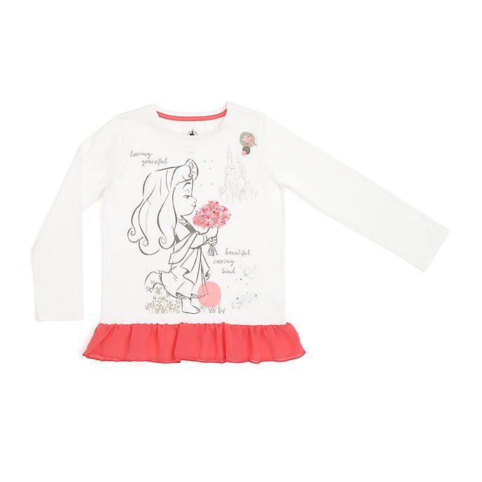 Disney Store Disney Animators' Collection Aurora T-Shirt For Kids
