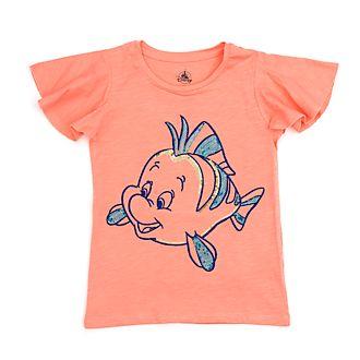 Disney Store Flounder T-Shirt For Kids