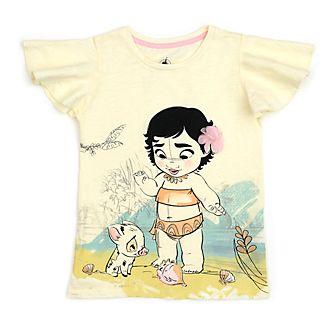 Disney Store - Disney Animators Collection - Vaiana - T-Shirt für Kinder