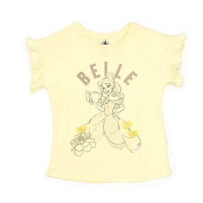 Camiseta infantil Bella, Disney Store