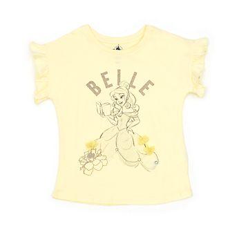 Disney Store - Belle - T-Shirt für Kinder