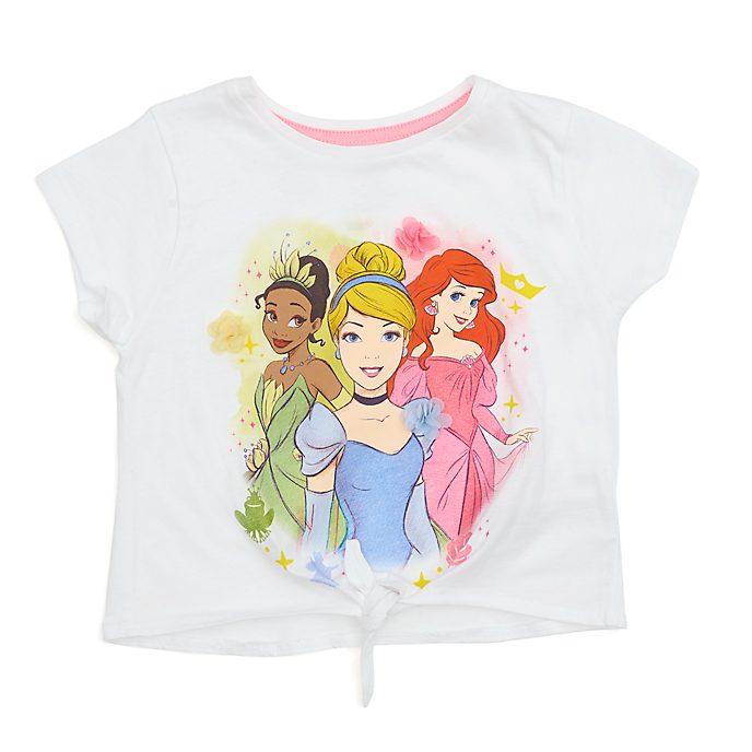 Disney Store Disney Princess Tie-Front T-Shirt For Kids