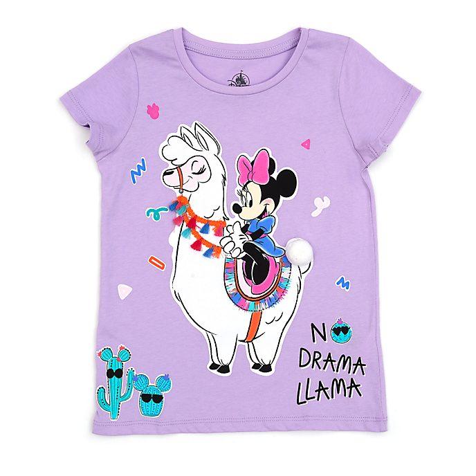 Maglietta bimbi Minni lama Disney Store