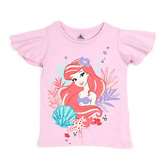 Disney Store The Little Mermaid T-Shirt For Kids