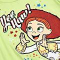 Disney Store T-Shirt à nouer Jessie pour enfants